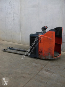Linde T 20 SP 1600x560mm pallet truck used stand-on
