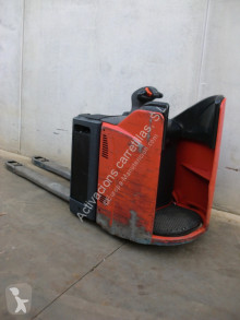 Linde stand-on pallet truck T 20 SP 1600x560mm