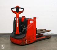 Linde平台堆垛车 T 19 L/1152 Rotabatt 二手