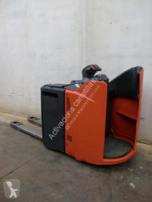 Linde T 20 SP pallet truck used stand-on