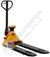 Euromanutention TL4 pallet truck used pedestrian