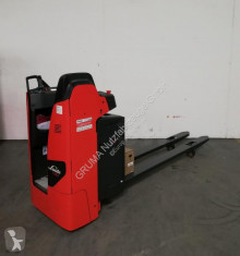Used sit-on pallet truck Linde T 20 S/1154