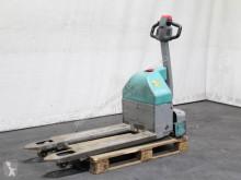 Paletovací vozík Jungheinrich EPM 113 doprovod použitý