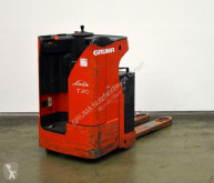 Used sit-on pallet truck Linde T 20 S/144