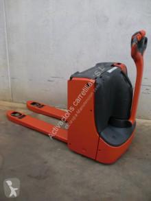 Транспалетна количка Linde T 16 ръчноводим втора употреба