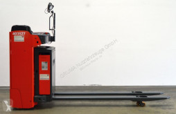 Used sit-on pallet truck Linde T 25 RW/1154-02