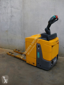 Used stand-on pallet truck Jungheinrich ERE 120 PA