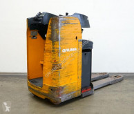 Jungheinrich ESE 20 pallet truck used stand-on