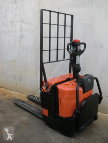 BT LPE 200 pallet truck used stand-on