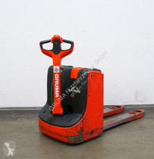 Linde T 20/1152 pallet truck used