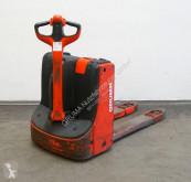 Wózek paletowy Linde T 16 1152 używany