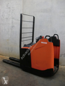 BT LPE 200 PF pallet truck used stand-on
