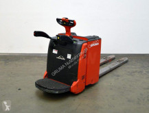 Linde T 30 AP/131 pallet truck used stand-on