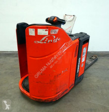Linde T20 SP pallet truck used stand-on