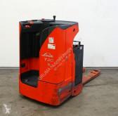 Paletovací vozík Linde T 20 S/144 pro řízení vestoje použitý