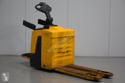 Jungheinrich ERE120 pallet truck used stand-on