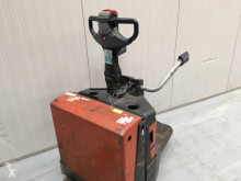 BT stand-on pallet truck LPE 200/8