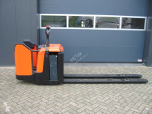 BT LPE 240 pallet truck used stand-on