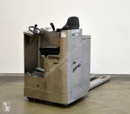 Pallestabler Samag Top INOX siddende styreposition brugt