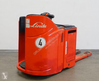 Transpaleta de conductor a pie Linde T 30 SP/131