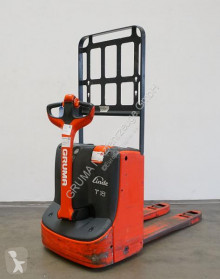 Linde T 18 pallet truck used
