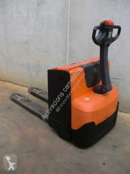 View images BT LWE 200 LWE 200 pallet truck