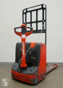 Транспалетна количка Linde T 16 1152 втора употреба