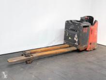 Paletovací vozík doprovod Linde T 20 SP 131