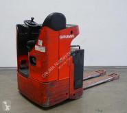 Paletovací vozík pro řízení vsedě Linde T 20 R/140