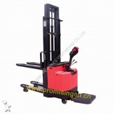 transpalette Dragon Machinery TBA 10A-25 Double Pallet Electric Stacker with liftable wheels