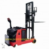 transpallet con pedana Dragon Machinery
