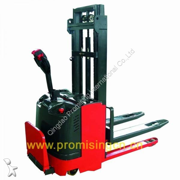 View images Dragon Machinery 2.0T Electric Walkie/Rider Pallet Stacker TB20 pallet truck