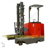 transpalet Dragon Machinery TD20-60 Electric Side Loading Forklift Truck with two AC drive motors