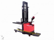 View images Dragon Machinery TBA 10A-25 Double Pallet Electric Stacker with liftable wheels pallet truck