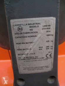 View images BT LWE 180 pallet truck