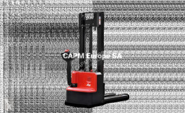 Штабелёр Hangcha CDD10-AMC1-SZ сопровождаемый новый