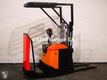 Toyota 7SLL12.5F stacker used stand-on