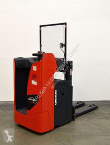 Linde stand-on stacker D 12 SF/1164 ION