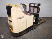 Crown DT3040 stacker used pedestrian