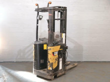 Caterpillar NSR20N stacker used stand-on