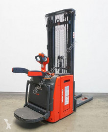 Used stand-on stacker Linde L 16 AP/1173