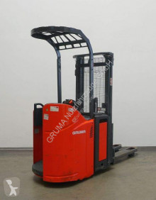 Linde D 12 SP/133 stacker used stand-on