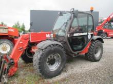Manitou stacker used
