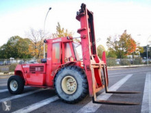 Manitou heavy forklift used