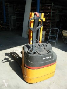 Used pedestrian stacker Still EGV 12