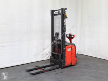 Linde L 14i 372 stacker used pedestrian