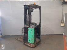 Mitsubishi stand-on stacker SBR16N