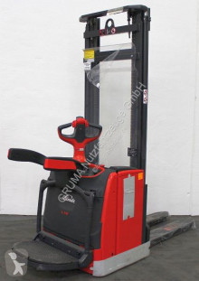 Linde L 14 AP/1173 stacker used stand-on