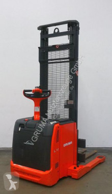 Linde L 14 AS/131 stacker used