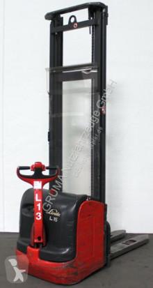 Tolóoszlopos emelőtargonca Linde L 16/372-03 használt